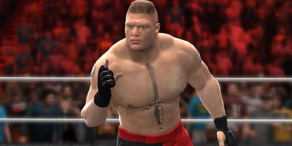 WWE 2K15  RAR  Size: 6 GB