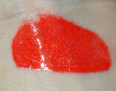 MAC Hey, Sailor! Lipglass in Riviera Life Swatch