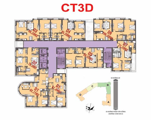 Thiết kế CT3D Cổ Nhuế