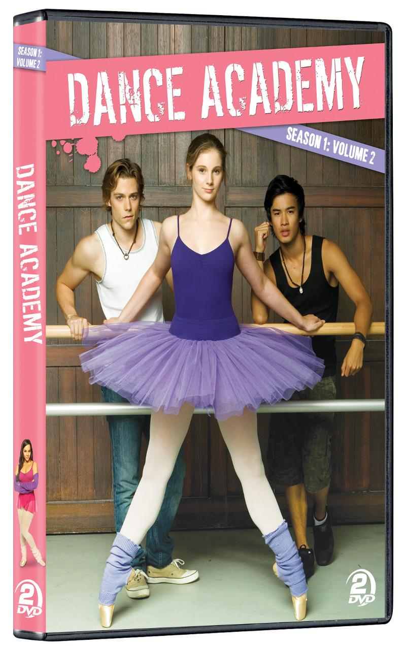 Dance academy common sense media