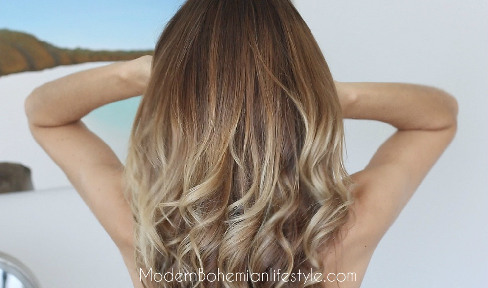 Modern bohemian lifestyle how i maintain ombre balayage hair at home ombre hair solutioingenieria Image collections