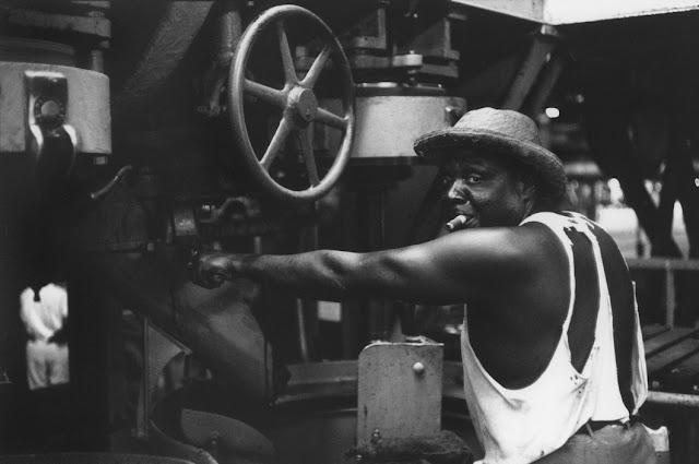Trabajador. Cuba 1963