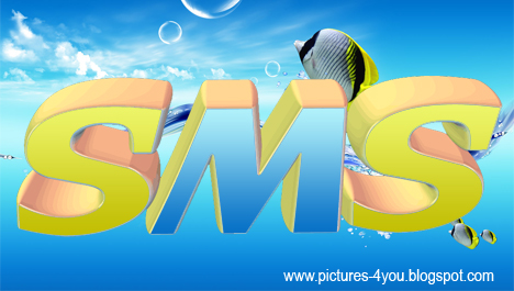 SMS 3D Name - Pictures 4 You