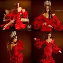 Traje Regional Miss Mesoamérica Internacional