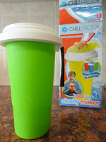 ChillFactor Slushy Drink Maker