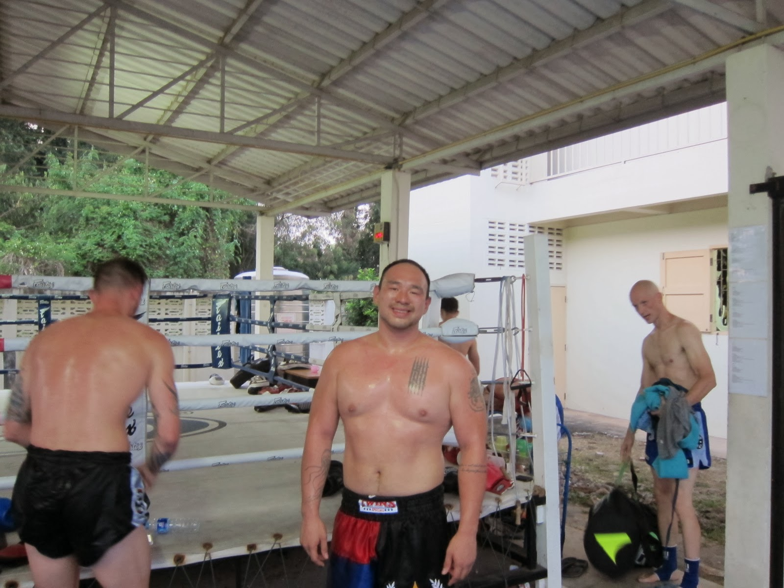 My 3 month fight camp in thailand review first week training my thoughts so far fandeluxe Epub