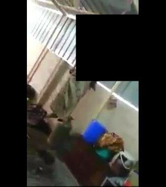 Ngeri Video Seorang Wanita Indonesia Rambut Panjang Bunuh Diri