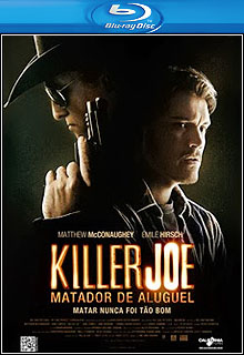 Filme Killer Joe Matador de Aluguel BluRay 720p Dual Áudio