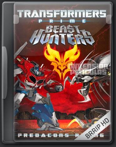 Transformers Prime Beast Hunters: Predacons Rising (BRRip HD Subtitulada)