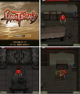 Lament Island (Multiscreen)  - Jogos Java