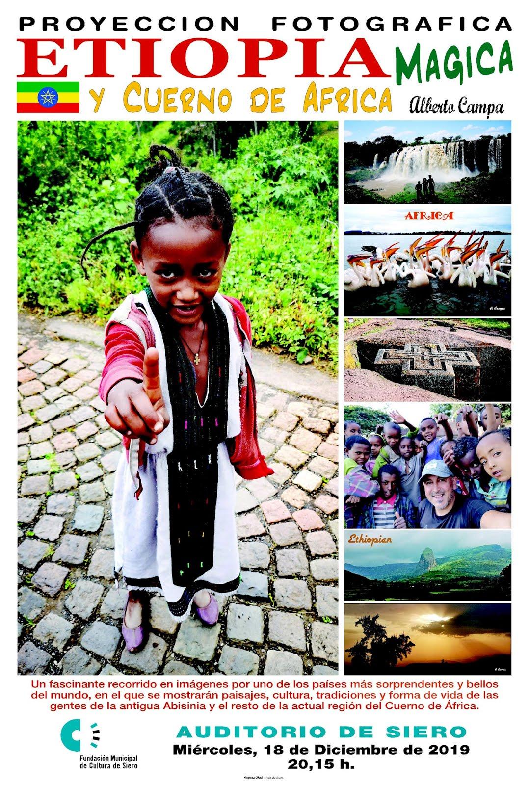 ETIOPIA Y CUERNO DE AFRICA