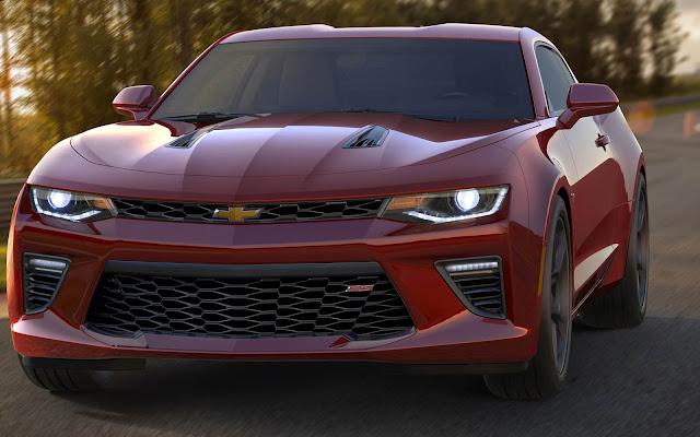 Novo Chevrolet Camaro 2016