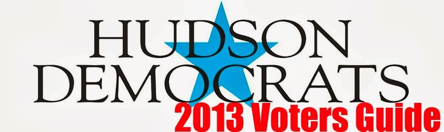 Hudson Democrats Voters Guide