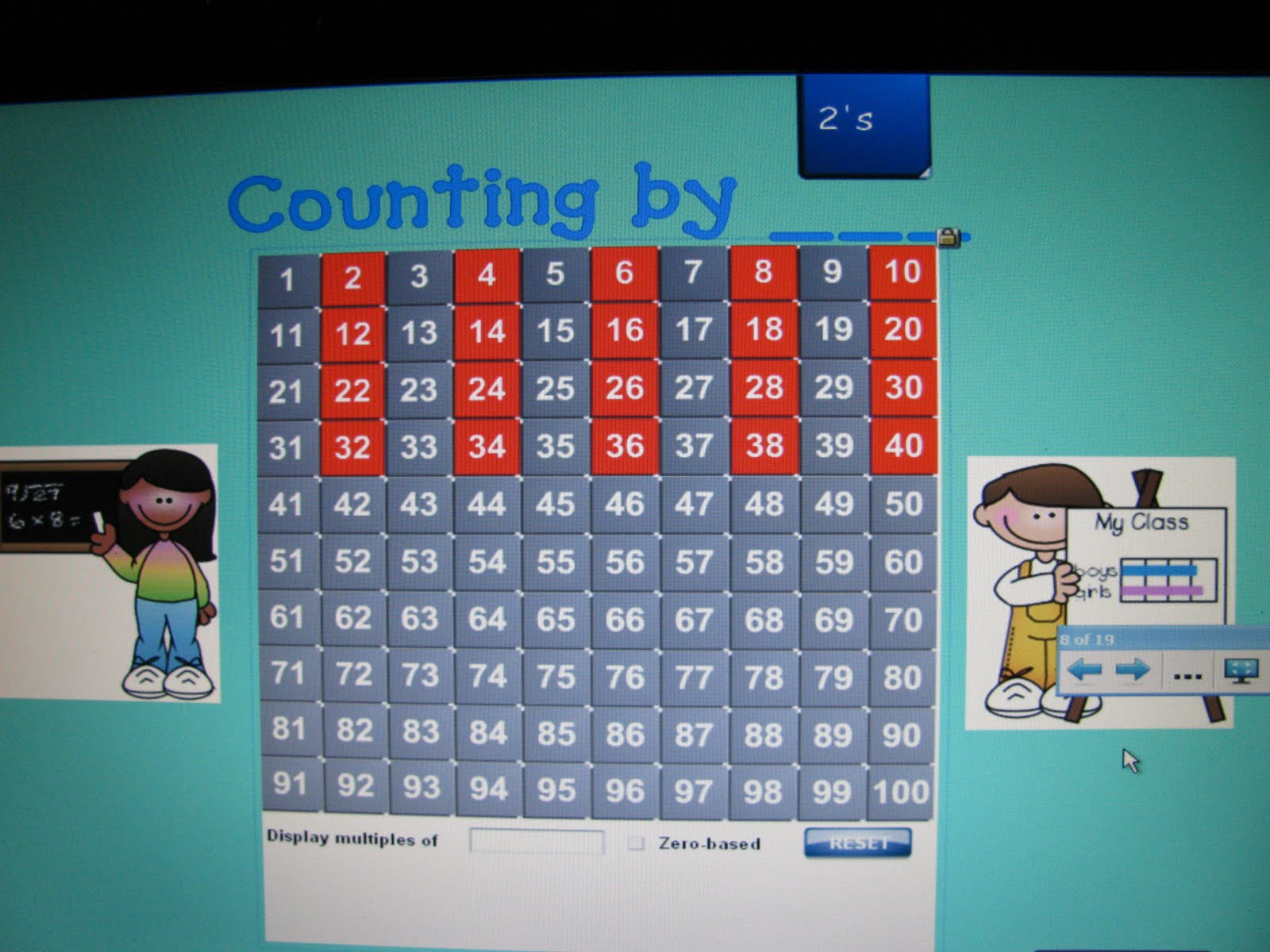 First Grade Gallery- Lessons for Little Learners: Calendar Math on ...