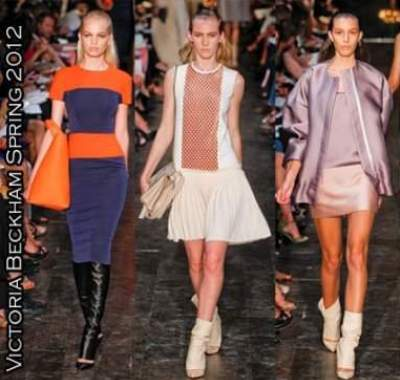 New York Fashion Week - Victoria Beckham's Sportswear style
