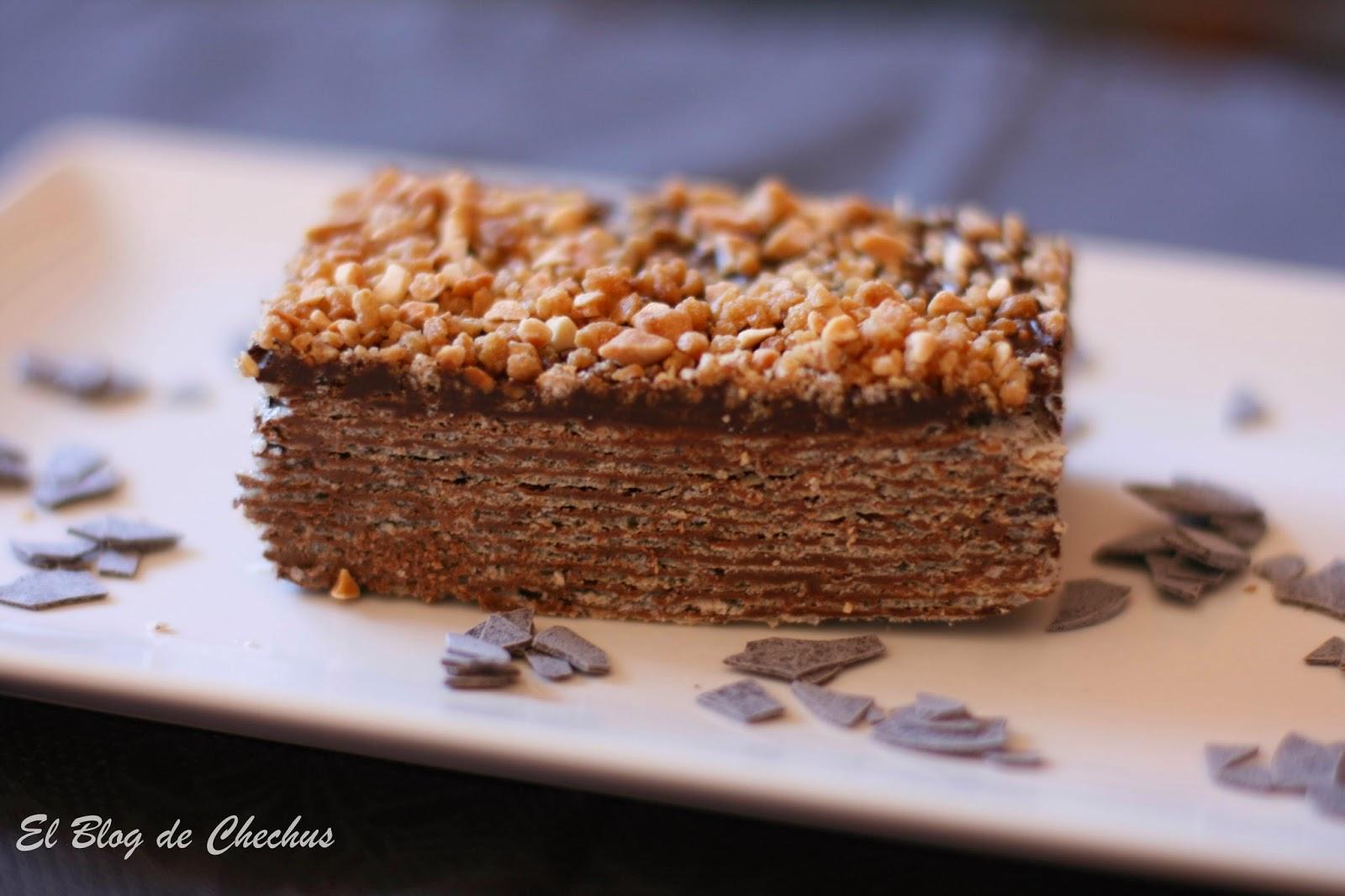 10 postres de chocolate cocinar en casa es for Facilisimo cocina postres