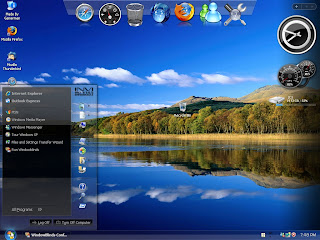 Windows XP Professional SP3 bit - Full Version