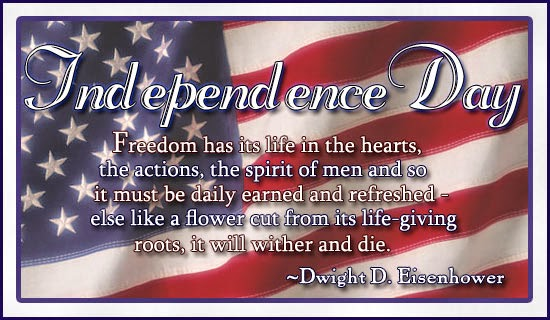 Happy USA Independence Day Quotes and Sayings