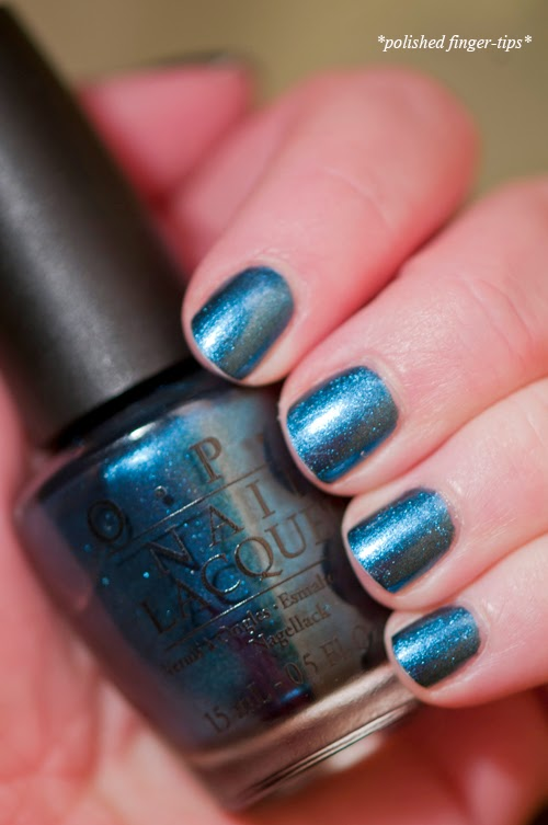 OPI Sea You in Hollywood