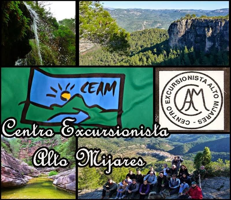 EL CEAM (CENTRO EXCURSIONISTA ALTO MIJARES)