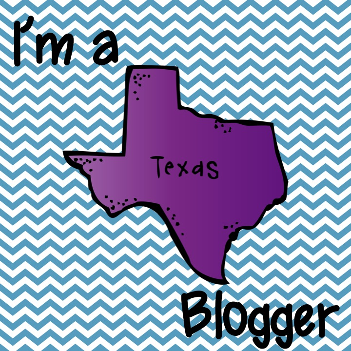 Proud Texas blogger!