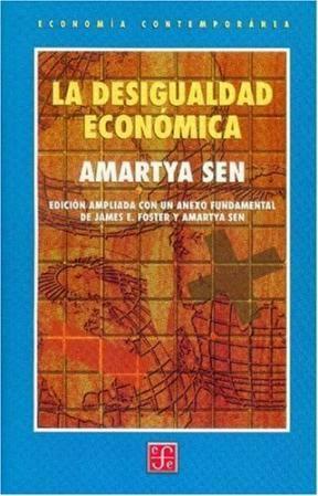 La Desigualdad Económica - Amartya Sen