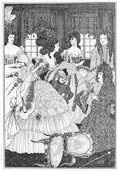 Beardsley, The Battle Between Men and Women