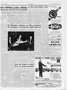 LA STAMPA 15 NOVEMBRE 1964