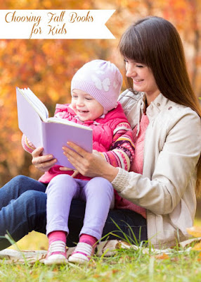 Fall book recommendations for kids age 2 to 7