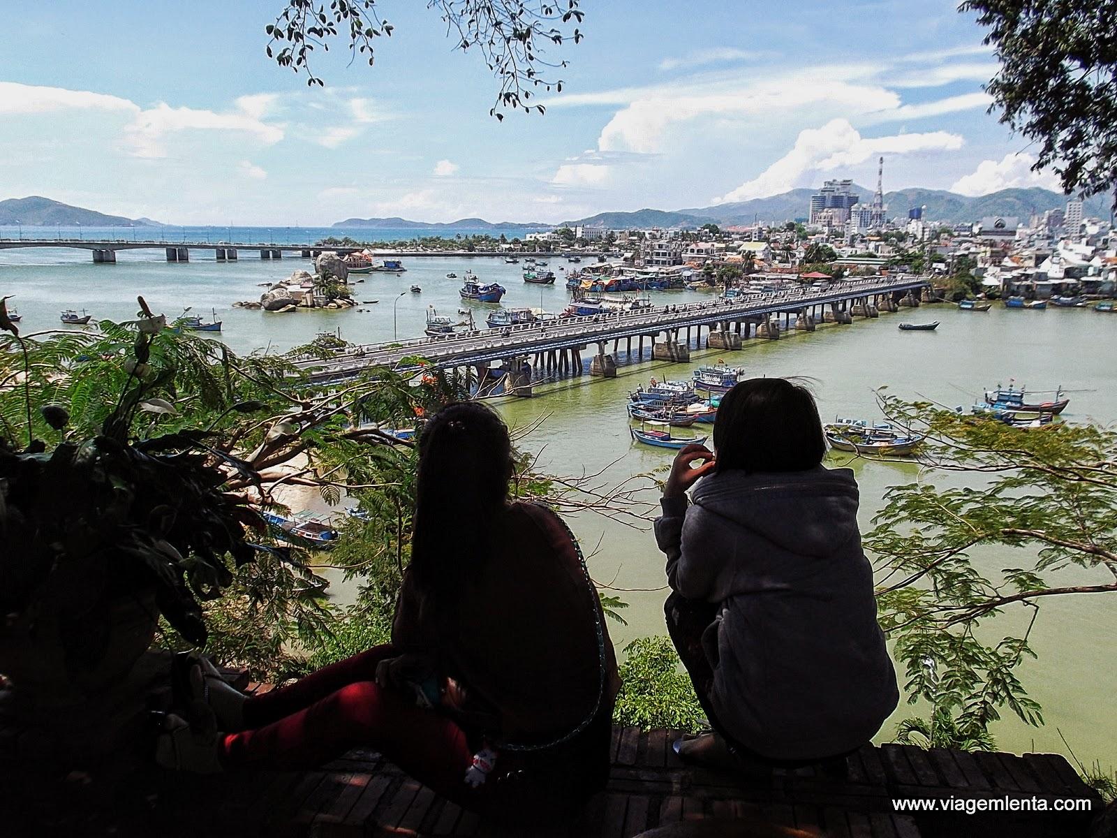 Relato de viagem à Nha Trang, no litoral do Vietnã, a grande presença russa, belas praias e uma aurora boreal?