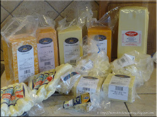 our Wisconsin cheese score from Cedar Valley Cheese