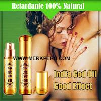 Spray Hindú, INDIAN GOD OIL