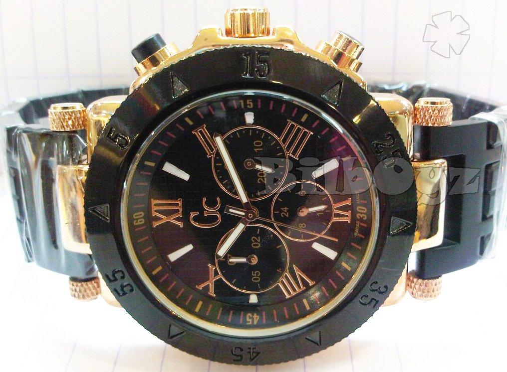 ... jam tangan guess kw1 guess rose gold automatic stainless jam tangan