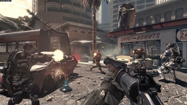 call of duty ghosts repack