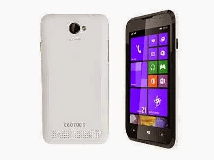 K-Touch 5703A Spesifikasi