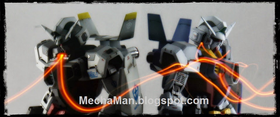 MechaMan Gunpla Blog