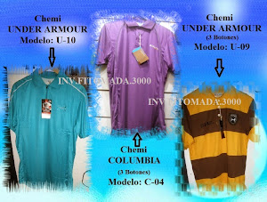 CHEMIS PARA CABALLEROS COLUMBIA/UNDER ARMOUR