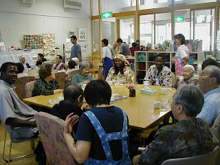 Visit To The Pension Homes