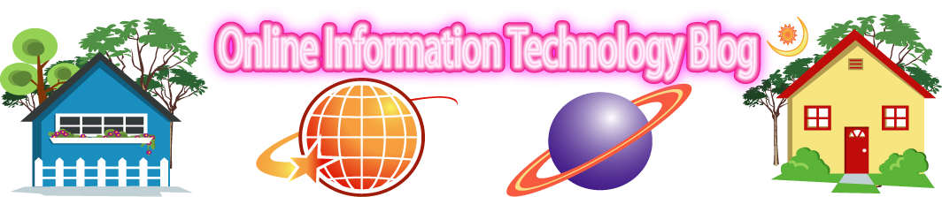 Online Information Technology Blog
