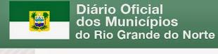 """""""CLICK NA IMAGEM"""" DIÁRIO OFICIAL DOS MUNICÍPIOS!"""