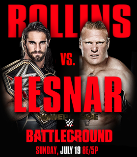 Battleground 2015 poster