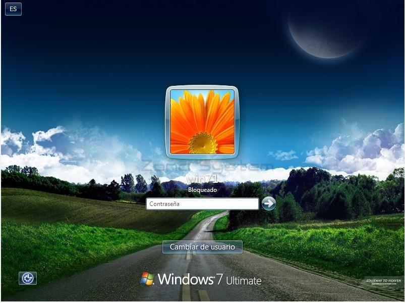 imagen de inicio windows 98:
