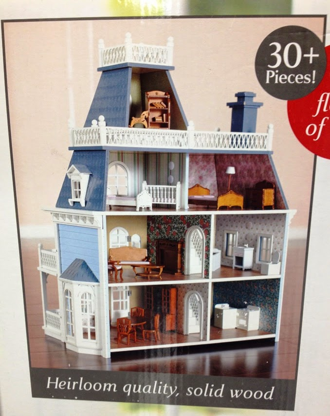The Ag Minis Of Snickerdoodle Street Fao Schwarz Big Victorian
