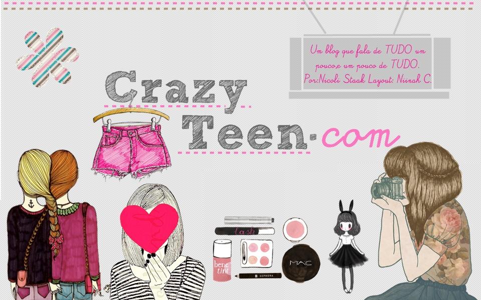 Crazy Teen