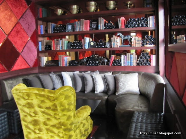 wine bar, Macalister Mansion, Penang