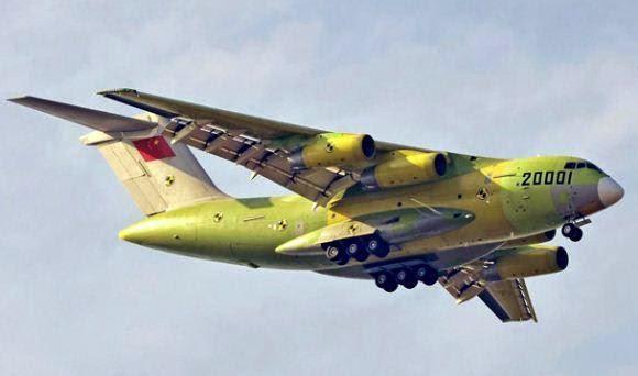 pesawat patroli maritim Y-8 Tiongkok