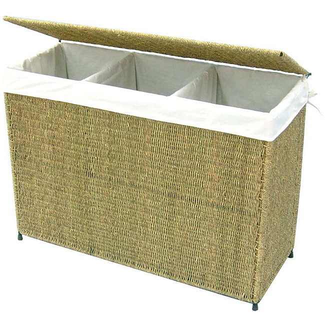 Kindred spirits sisters large family laundry basket solution for Large family laundry