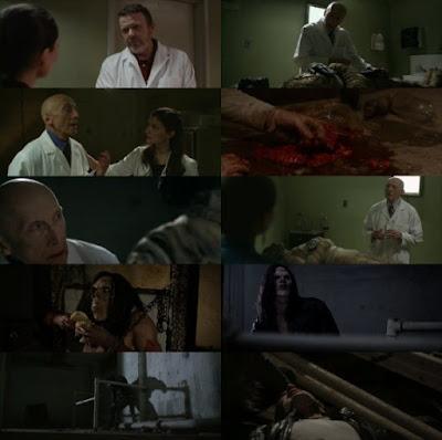 Frankenstein vs The Mummy 2015 -scr