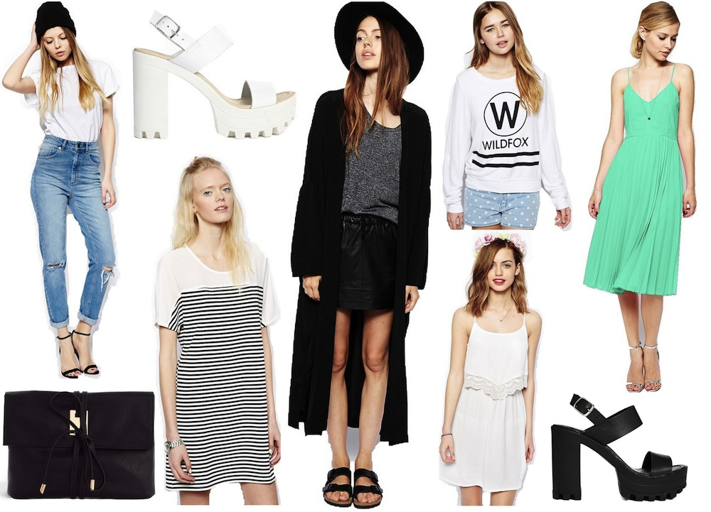 Summer essentials wishlist