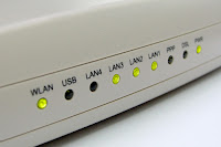 wireless network router setup